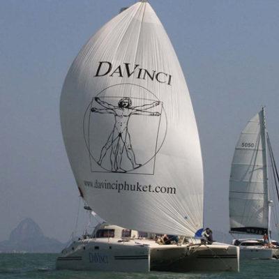 DaVinci Catamaran