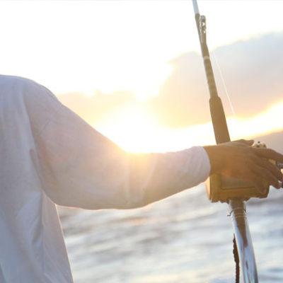 Half Day Large RIB Fishing Trips