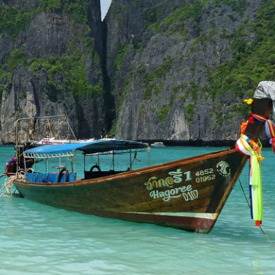 Full day Longtail Fishing Boat