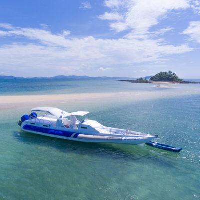 Half Day Power Boat