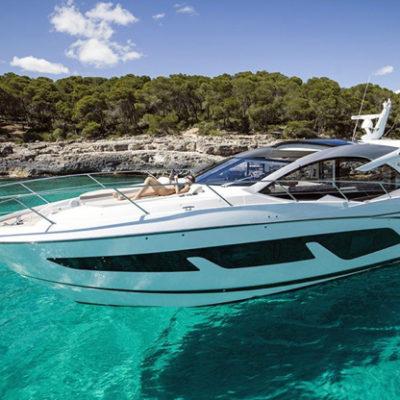 Sunseeker Power Yacht