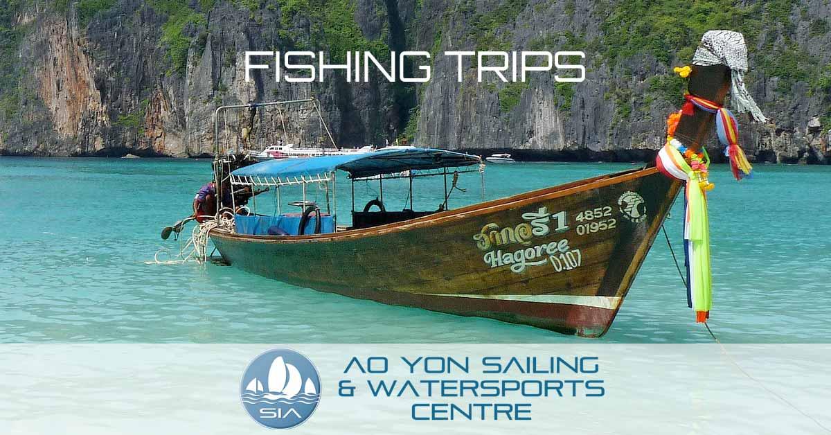 Thai Style Fishing Trips
