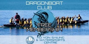 Free Dragonboat Club Membership