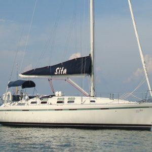 Sita F45S5 Skippered Yacht Charter