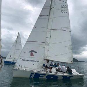 AYTA Keelboat Crew Course