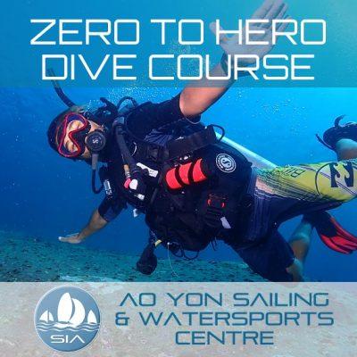 Zero to Hero Dive Course