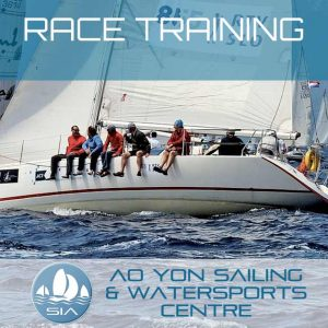 Race Training at PWSC