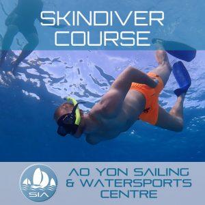 PADI Skindiver Course